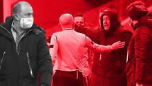 Beşiktaş - Galatasaray derbisi sonrası çok konuşulacak sözler