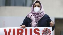 'Virüsü yendim şimdi sıra PKK'da'