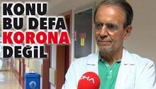 Koronavirüsle ilgili açıklamalarıyla tanıdığımız Prof. Dr. Mehmet Ceyhan bu kez futbol konuştu
