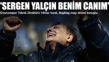 Beşiktaş, bizi yenmese de olur