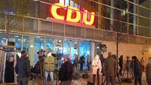 CDU: Adayımız Laschet