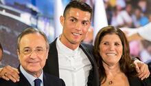 Florentino Perezden Cristiano Ronaldo açıklaması
