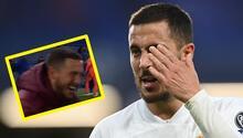 Chelsea-Real Madrid maçı sonrası tepki gören Eden Hazard özür diledi