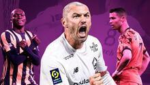 Burak Yılmaz, Fransayı fethediyor Cristiano Ronaldo ve Moussa Sowdan sonra tek...