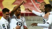 Burak Yılmazın şov yaptığı maçta Lille, Lensi 3-0 mağlup etti / Maç özeti