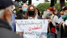 Fransadan Filistin'e destek gösterilerine yasak kararı