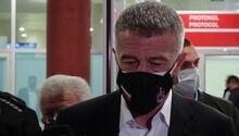 Trabzonsporda başkan Ağaoğlu Gervinho ve Bruno Peres transferini açıkladı Uğurcan Çakır...