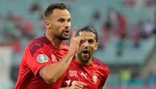 İsviçrenin golcüsü Seferovicten Türkiye maçı sonrası flaş yorum Daha çok gol atmalıydık