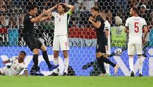 Son dakika haberi... EURO 2020de grup maçları tamamlandı Son 16 turu eşleşmeleri...