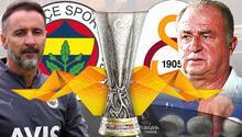 UEFA Avrupa Ligi ve Konferans Ligi kura çekimi ne zaman, saat kaçta Fenerbahçe ile Galatasaray eşleşebilir