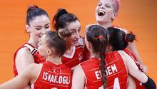 Türkiye Rusya voleybol maçı saat kaçta ve hangi kanalda Türkiye Rusya voleybol maçı kanal ve saat bilgisi