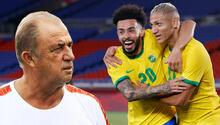Son dakika transfer haberi: Galatasaray, Claudinho için harekete geçti Fatih Terim Tokyo 2020de izledi...