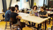 Liseliler için kodlama kampı