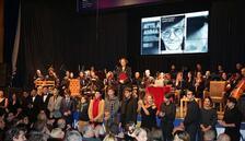 Kültür konferansının konuğu Sevinç Atabay