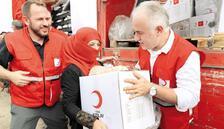 'Çok hızlı insani yardım ulaştırıyoruz'