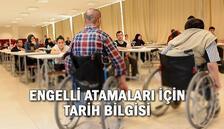 Tarih belli oldu: 2019 engelli atamaları ne zaman yapılacak? 2020 EKPSS tarihi