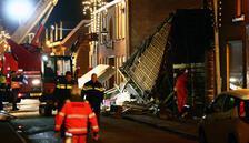 Hollanda'da Ali Baba Lokantası'nda patlama: Biri çocuk 2 kişi yaralandı