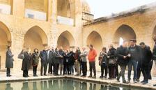 Büyükelçilerin barış turu
