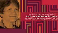 'İnsan Gelişimi Araştırma Ödülü'ne başvurular başladı