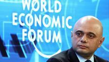 """Sajid Javid: AB ile bir ticaret anlaşması """"birinci önceliğimiz"""""""