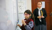 'Şampiyon' Elanur bilim insanı olmak istiyor