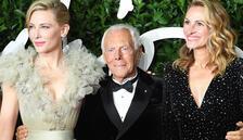 Giorgio Armani: Moda dünyası kadınlara tecavüz ediyor