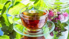 Evde kolayca hazırlanabilen anti-stres çayı