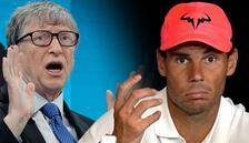 Bill Gates, corona virüsü biliyormuş! Rafael Nadal'ın amcası itiraf etti...