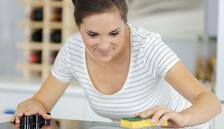 Mutfağınızda oluşan yağ lekelerinden kolayca kurtulun