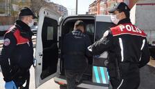 Yasağa uymayan 20 yaş altındaki gençler polise yakalandı!