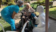 Şili'de 111 yaşında bir kadın koronavirüsü yendi