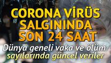 Coronavirüs (Koronavirüs) son dakika gelişmeleri.. Covid 19 Türkiye tablosunda 6 Haziran ölüm ve vaka sayıları.. Güncellenen risk haritası