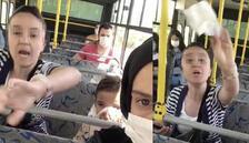 Halk otobüsünde akılalmaz kavga! Bir anda çılgına döndü