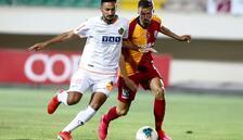Alanyaspor - Galatasaray maçından fotoğraflar