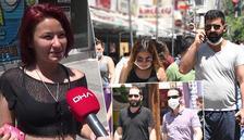 İzmir'de maske takmama bahaneleri 'pes' dedirtti