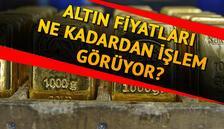 Altın fiyatları ne olur? 13 Ağustos güncel altın yorumları: Altın artacak mı düşecek mi? Grafik bilgileri!