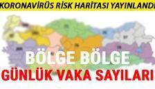Son dakika haber: 27 Ekim Türkiye koronavirüs tablosu...  İl il Koronavirüs (corona virus) günlük vaka ve hasta sayısı - İstanbul risk haritası