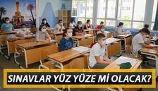 Son dakika haberi: Okullarda sınavlar nasıl olacak, yüz yüze mi yapılacak? MEB'ten sınav açıklaması