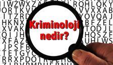 Kriminoloji nedir ve neyi inceler? Kriminoloji bilimi hakkında kısaca bilgiler