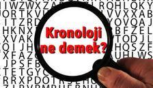Kronoloji ne demek? Kronoloji bilimi nedir? Kronoloji örnekleri