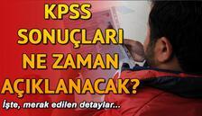 Son dakika ÖSYM'den KPSS duyurusu: KPSS soruları ve cevap anahtarı yayınlandı! İşte KPSS cevap ekranı