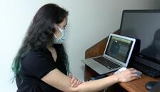 Tıp fakültesi öğrencilerine online uygulamalı ders