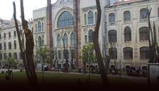 Marmara Üniversitesi Güzel Sanatlar Fakültesi taşınmıyor