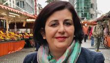 Yeşiller'in İl Genel Meclisi Başkanlığı'na adayı Hılime Arslaner