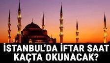 İstanbul'da bu akşam iftar saat kaçta? İstanbul iftar ve sahur vakitleri (11 Mayıs): 2021 Ramazan imsakiyesi