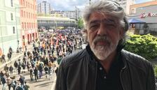 'Filistin gösterilerinde Türk solu nerede?'