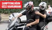 Motosikletli kurye, Beşiktaş'ın tarihini değiştirdi