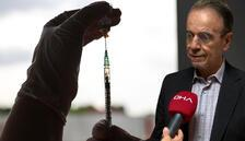 Son dakika haberler: Prof. Dr. Mehmet Ceyhan'dan '3'üncü doz aşı' açıklaması