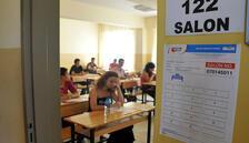 YKS'de COVID-19 hastalarına yedek salon