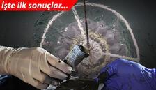 Bilim insanları ilk kez Marmara'nın en derin noktasında müsilaj tabakasını inceledi
